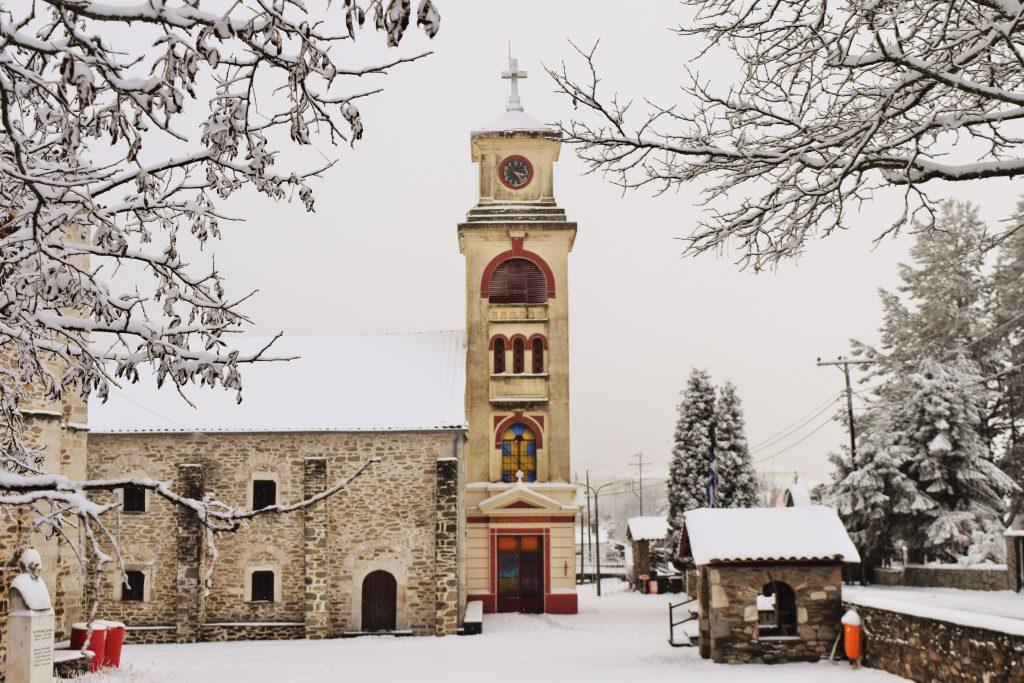 Εκκλησία Βλάστη